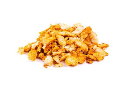 Revet kyllingfilet m/krydder