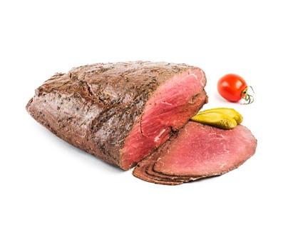 Roastbeef grillet